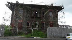 100 Prospect House PROSPECT HOUSE CARRICKFERGUS WITH NO PROSPECT OF GETTING INSIDE LONESTAR EXPLORER TV