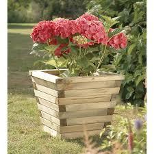 best 25 wooden garden planters ideas on pinterest wooden flower