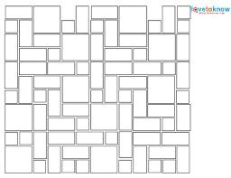 5 popular ceramic tile laying patterns lovetoknow