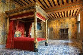 chambre dans un chateau chambre du roi château royal de blois picture of chateau royal