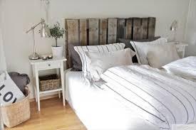 An Inspiration for Pallet Bedroom Furniture