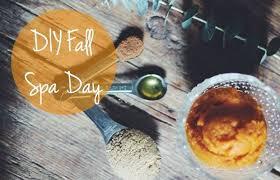 DIY Fall Spa Day Recipes Chelsea Crockett
