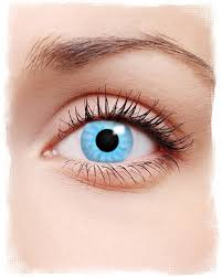 Blue Prescription Halloween Contacts by Colored Contacts Prescription Halloween Wording Sympathy Card