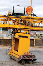 100 Interstate Truck Equipment Gomaco C450 Helps Contractor Work Lean On NY Concrete