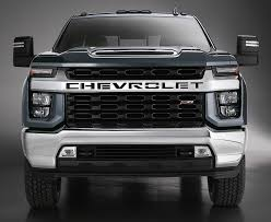 100 Best Used Diesel Truck To Buy 2020 Chevrolet Silverado HD Teased With First Images And