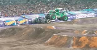 Famous Monster Truck Grave Digger Crashes After Failed Backflip ... New Bright Rc Ff 128volt 18 Monster Jam Grave Digger Chrome Hot Wheels Vehicle Shop Rc Truck Gravedigger V2 Modhubus Trucks Videos Remote Control Cruising With The Story Behind Everybodys Heard Of Costume 12 Steps Piece Gravedigger Monster Truck Grave Digger Hot Wheels Tyco Remote Hd Wallpaper 33 Download 4k Wallpapers For Free Tiresrims Losi Micro Crawler Digger Axial History Of Learn With Toy Youtube