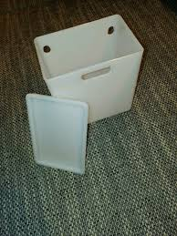 ikea aufbewahrung box dose bad badezimmer duschablage