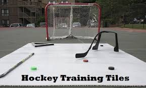 hockey dryland tile review