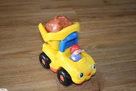 100 Little People Dump Truck Fisher Price Trade Me