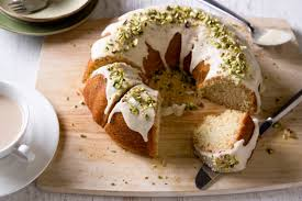Dairy Free Pistachio Bundt Cake – Crystal Margarine – your