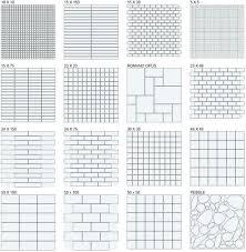 ceramic tile patterns for kitchen backsplash ceramic tile floor
