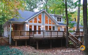 Whole House Remodeling Northern VA | Sun Design Remodeling The Split Level House Plans Design Laluz Nyc Home Jll Design What To Do With Your Ranch 53 Best Ideas For Multi Homes Images On Pinterest Splendid Ranch House Curb Appeal Swing Screen Door Over The Renovation For Interesting Cabin Stunning Square Pillar Gallery Decorating Front Porch Split Level Home Google Search Front Porch Designs A How To Build Adding Garrison Colonial Cost Modern Raised Open Floor Entryway Addition Designs Elevation Can Be Altered Bilevel Exterior Remodeling Bilevel Makeover Decks Vs Gradelevel Hgtv