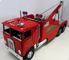 100 Toy Kenworth Trucks Smith Miller COE Tow Truck