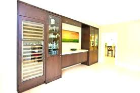 Dining Room Wall Cabinet Design Hanging Cabinets Mounted Decoration View In Gallery Hung Modern Alluring Wa