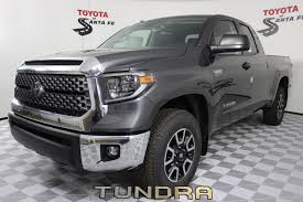 New 2019 Toyota Tundra SR5 Double Cab 6.5' Bed 5.7L In Santa Fe ... New 2019 Toyota Tundra Sr5 Double Cab 65 Bed 57l In Santa Fe Custom Trucks Near Raleigh And Durham Nc Preowned 2015 4wd Truck Crewmax Ffv V8 6spd At Trd Pro Crew Pickup 1794 Longview 2016 2008 Used Crewmax At World Class San 2010 Ltd 1dx3053 Antonio 2018 Release Date Prices Specs Features Digital
