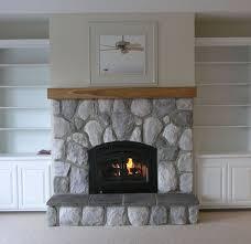 15 Gray Stone Fireplace Ideas Fireplace Ideas