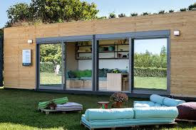 100 Houses Containers Shipping Container Home From Cocoon Modules Is Also Energyefficient