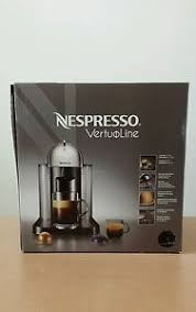 Image Is Loading NIB BRAND NEW Nespresso VertuoLine Coffee Amp Espresso
