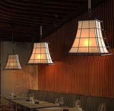 loft style iron hemp rope droplight led candle pendant light