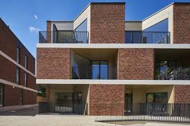 100 Contemporary Housing Twist On Edwardian Housing Descends Muswell