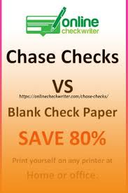Chase Checks? No More Chase Checks Needed!! Now You Can ... Checks Unlimited Coupon Codes 2018 Or Offer Checksunlimited Coupon Codes When Does Nordstrom Half For Styles Check Company Storenvy Code Discounts Idme Shop Automatic Discount Fan Gear Unlimited Coupons Website Deals Custom Under 5 Per Box Shipped Hip2save Where To Buy Avoid Your Bank Save Money Bankrate Code Up To 50 Off Special Offers Active Coupons Dec 2019 Huge Simplicity Uggs Free Shipping