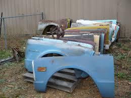 1967-72 Chevy Truck Fenders ($50-$200) Depends On Condition