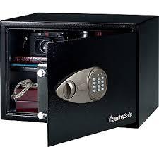coffre fort de bureau sentrysafe coffre fort de sécurité x125 staples