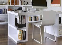 bureaux avec rangement bureau avec rangements intégrés achatdesign