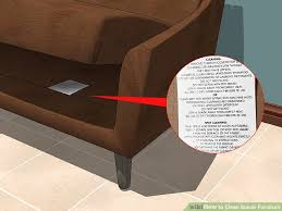 3 Ways to Clean Suede Furniture wikiHow