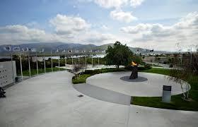Boy Scout Christmas Tree Recycling San Diego by Usoc Training Center Chula Vista California Landscape