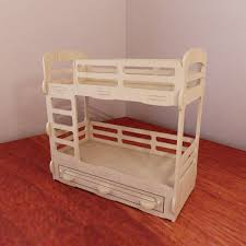 Enjoyable Design Wood Dollhouse Furniture Kits Canada Ebay Sets