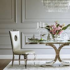 stahl modern gepolstert esszimmerstuhl weiß öko leder vito