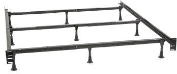 Sturdy Bed Risers by Heavy Duty 9 Leg Bed Frame The Sleep Shop