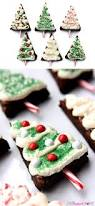 Qvc Christmas Trees Santas Best by Christmas Tree Brownie Pops