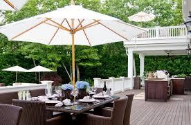 Collect This Idea Dark Wood Outdoor Kitchen
