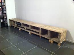 meuble cuisine palette fabriquer meuble avec palette galerie et construction meuble