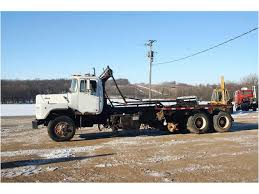 100 Rolloff Truck For Sale 1993 MACK DM690S Roll Off Auction Or Lease Jackson MN