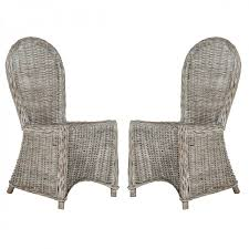 Decor Market - Idola Wicker Dining Chairs (Set Of Two) Cantik Gray Wicker Ding Chair Pier 1 Rattan Chairs For Trendy People Darbylanefniturecom Harrington Outdoor Neptune Living From Breeze Fniture Uk Corliving Set Of 4 Walmartcom Orient Express 2 Loom Sand Rope Vintage Weng With Seats By Martin Visser For T Amazoncom Christopher Knight Home 295968 Clementine Maya Grey Wash With Cushion Simply Oak Practical And Beautiful Unique Cane Ding Chairs Garden Armchair Patio Metal