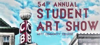 MCC Art Show Poster