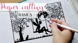 Paper Cutting Basics 3
