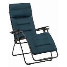 Relaxation Chair Futura Be Comfort Bleu Encre | Lafuma Mobilier