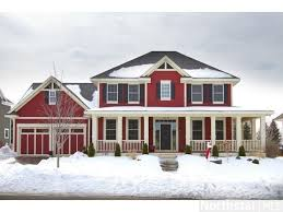 Farmhouse Houseplans Colors Best 25 Two Story Homes Ideas On Pinterest Floor Plans 2 Story