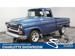 1958 Chevrolet Apache For Sale | ClassicCars.com | CC-1148457 1958 Chevrolet Cameo Pickup F1971 Houston 2015 Chevy Apache Fleetside Wheels Boutique 9 Sixfigure Trucks Napco 4x4 The Forgotten 32 Long Bed Truck 1959 3600 Rare Big Window For Sale Youtube Viking With A Midengine Twinturbo Diesel V8 Engine Factory Napco Pto Lifted In Louisiana Used Cars Dons Automotive Group 38 Panel Truck 1 Ton Toys And Lambrecht Classic Auction Update Trucks Of The Sale For 2125646 Hemmings Motor News