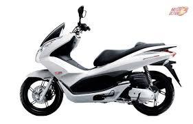 Honda PCX 150 White