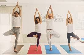 Tree Pose Vrikshasana VRik Shah SUN Aa Is A Balancing Posture That Replicates The Graceful Steady Stance Of Gets Its Name From