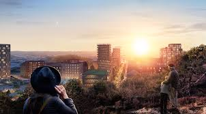 100 Apartments In Gothenburg Sweden Skanska Invests In Land For Housing In
