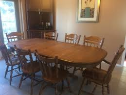 Dining Room Furniture Second Hand Charming Used Inside