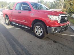 Pre-Owned 2012 Toyota Tundra 4WD Truck Grade Double Cab