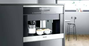 Miele In Wall Coffee Maker Mounted Httpbottomunioncom Rhcom Makers Built Instructions Beach Cup Rhcasanovarestaurantinfo
