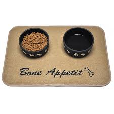 Designer Dog Food Mats NipandBones